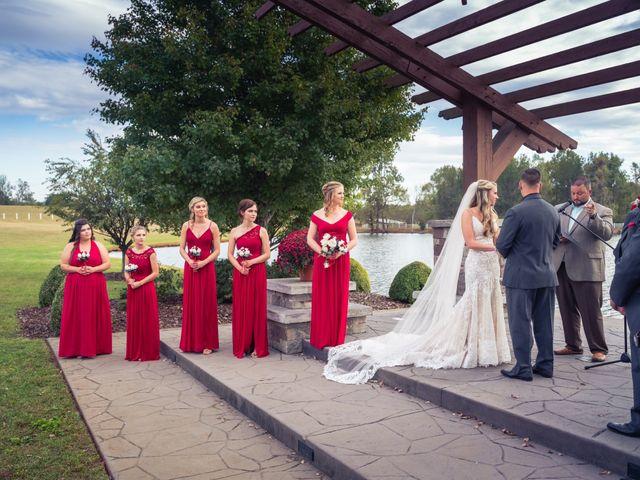 Bryce and Carly's Wedding in Trinity, North Carolina 12