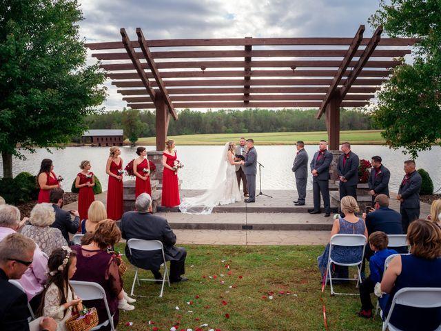 Bryce and Carly's Wedding in Trinity, North Carolina 14