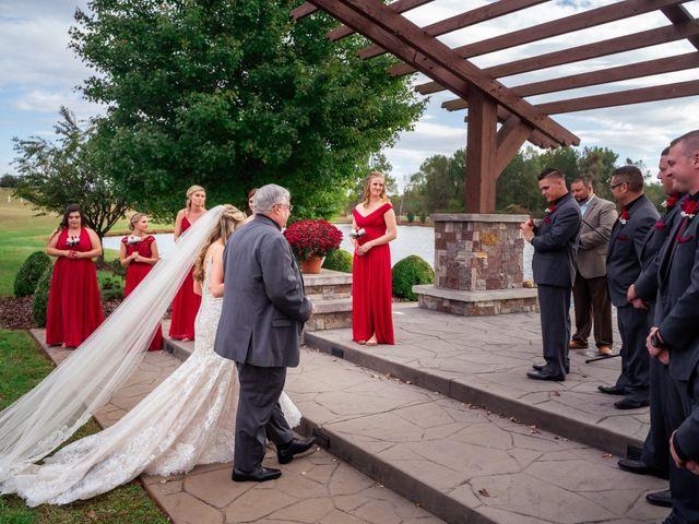 Bryce and Carly's Wedding in Trinity, North Carolina 2