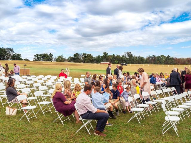 Bryce and Carly's Wedding in Trinity, North Carolina 17