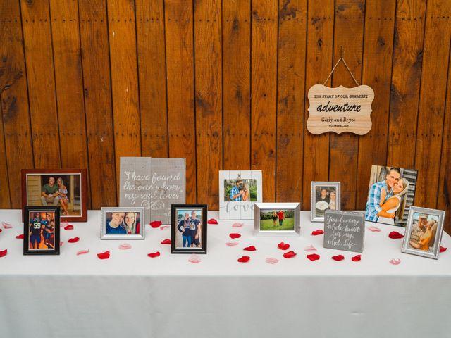 Bryce and Carly's Wedding in Trinity, North Carolina 18
