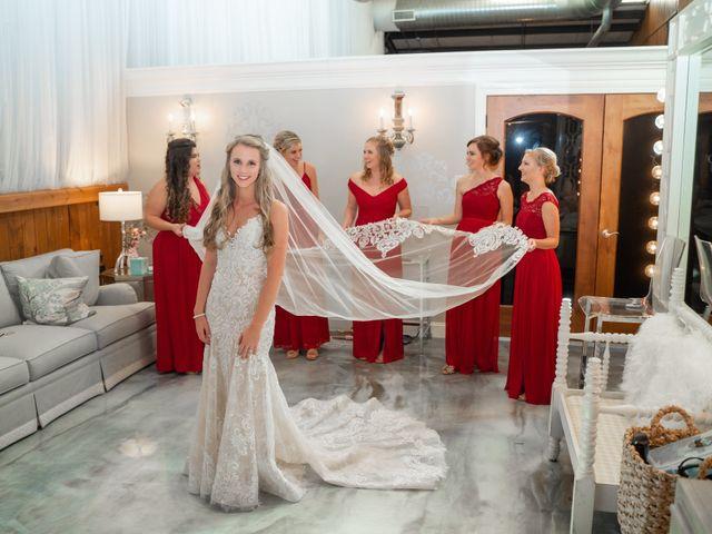 Bryce and Carly's Wedding in Trinity, North Carolina 20