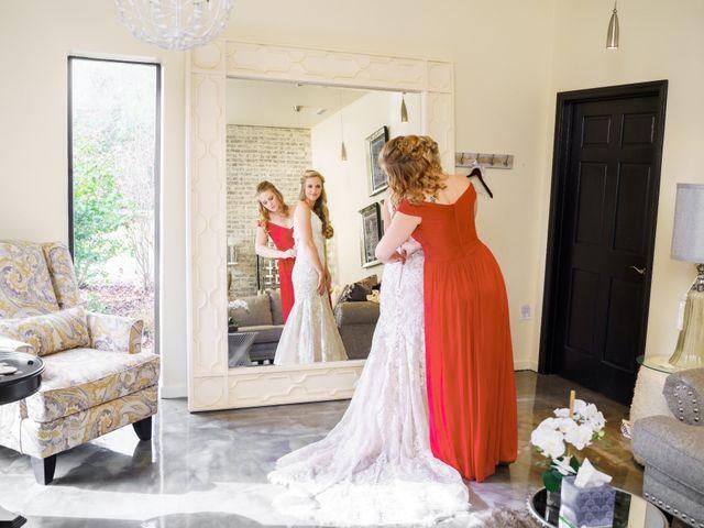 Bryce and Carly's Wedding in Trinity, North Carolina 21