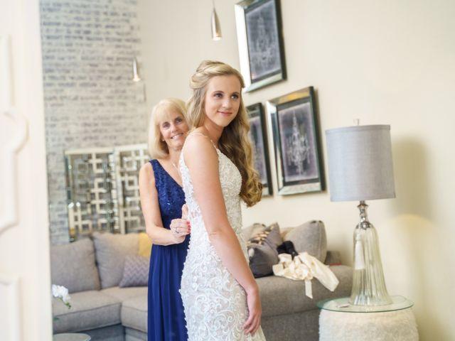 Bryce and Carly's Wedding in Trinity, North Carolina 22