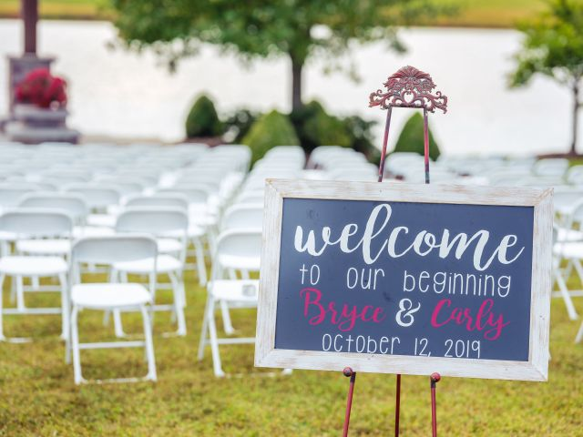 Bryce and Carly's Wedding in Trinity, North Carolina 30