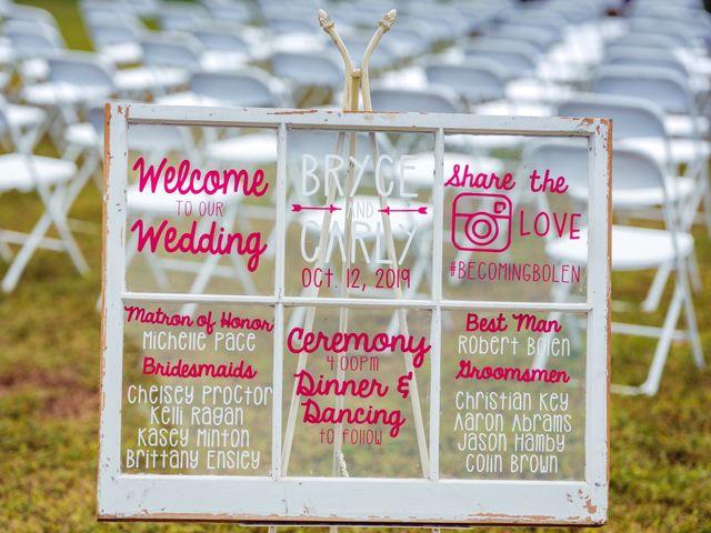 Bryce and Carly's Wedding in Trinity, North Carolina 31