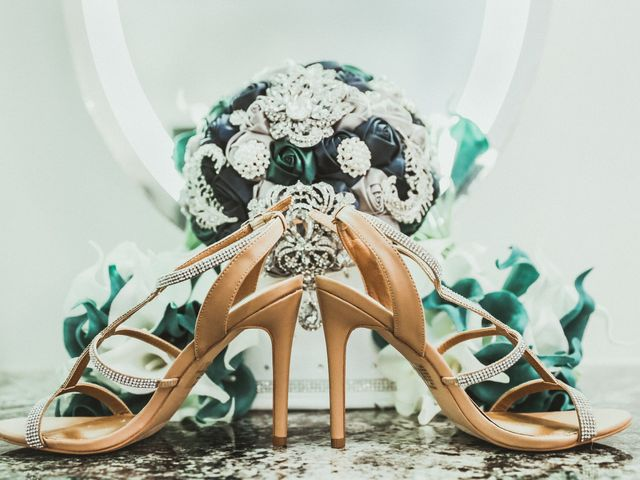Sophia and Forest's Wedding in McKinney, Texas 9