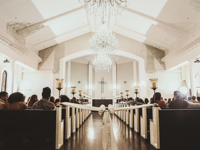 Sophia and Forest's Wedding in McKinney, Texas 10