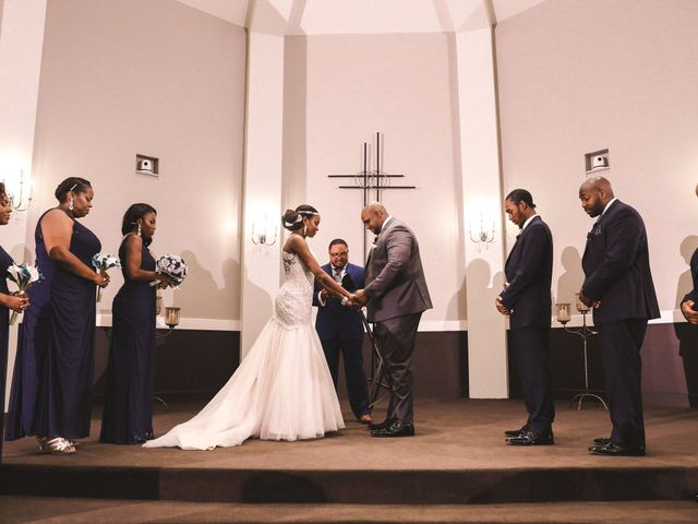 Sophia and Forest's Wedding in McKinney, Texas 13