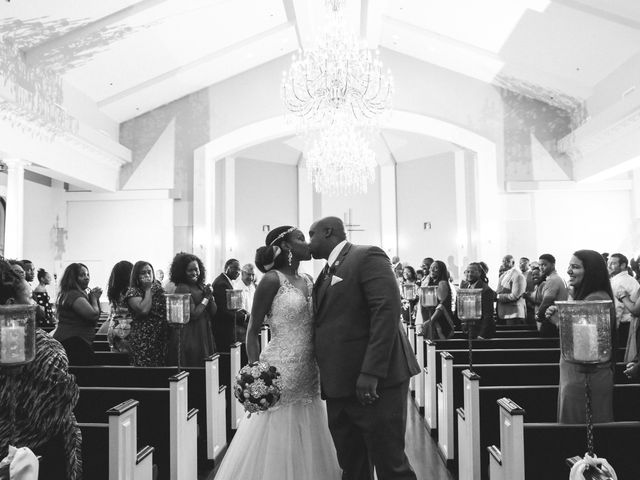 Sophia and Forest's Wedding in McKinney, Texas 17