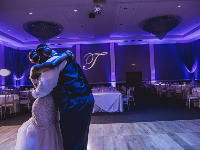Sophia and Forest's Wedding in McKinney, Texas 22