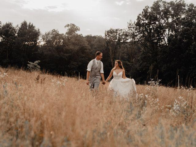 The wedding of Jake and Savannah