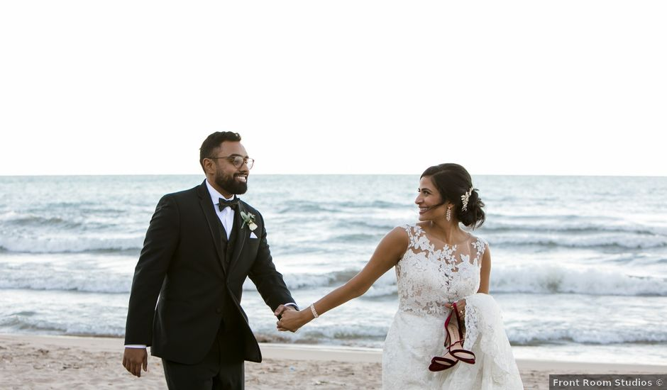 Sandeep and Mary's Wedding in Milwaukee, Wisconsin
