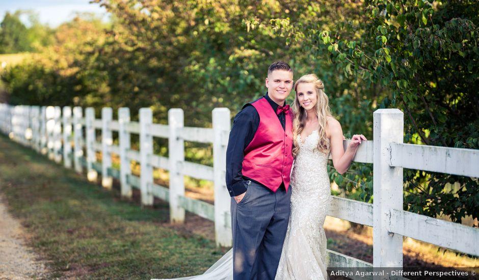 Bryce and Carly's Wedding in Trinity, North Carolina