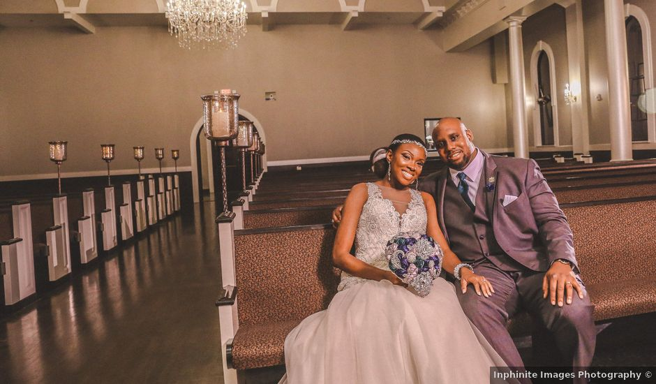 Sophia and Forest's Wedding in McKinney, Texas
