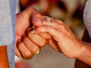 Ricky and Samantha's Wedding in Oranjestad, Aruba 7