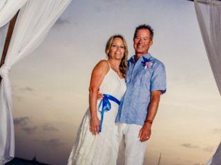 Ricky and Samantha's Wedding in Oranjestad, Aruba 13