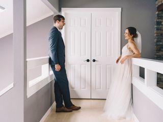 The wedding of Cydney and Kodyak