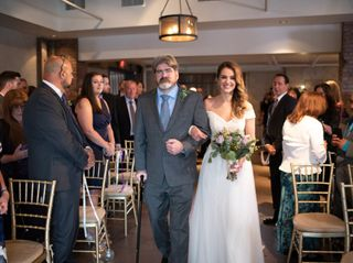 The wedding of Heather and Mike 1
