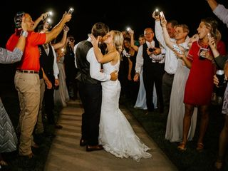 The wedding of Evan and Baylee 1
