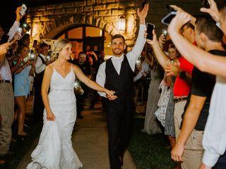 The wedding of Evan and Baylee 2