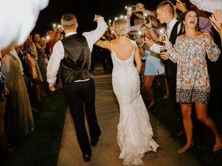 The wedding of Evan and Baylee 3