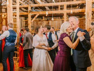 The wedding of J T and Lauren 2