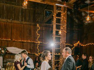 The wedding of J T and Lauren 3