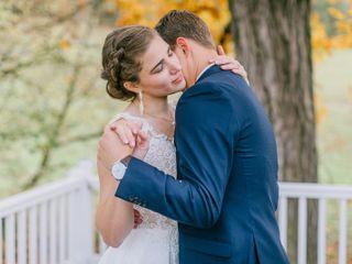 The wedding of J T and Lauren