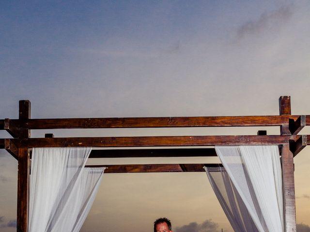 Ricky and Samantha's Wedding in Oranjestad, Aruba 12