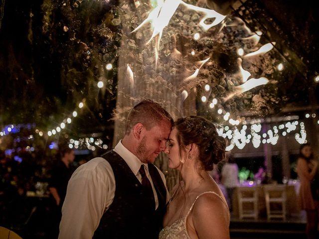 The wedding of Nicole and Tyler