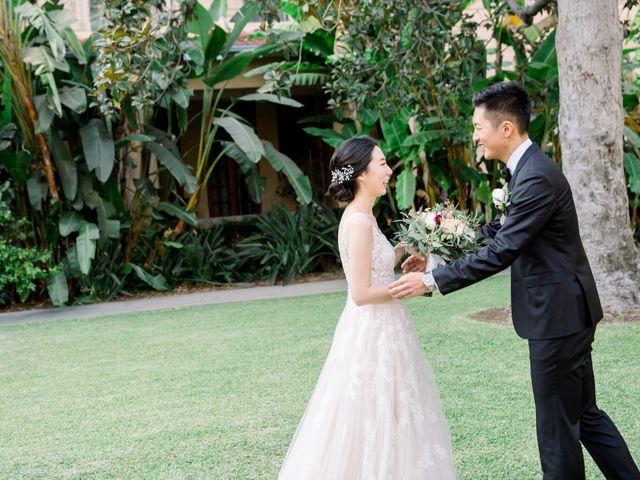 Jongbum and Jane's Wedding in Pasadena, California 4