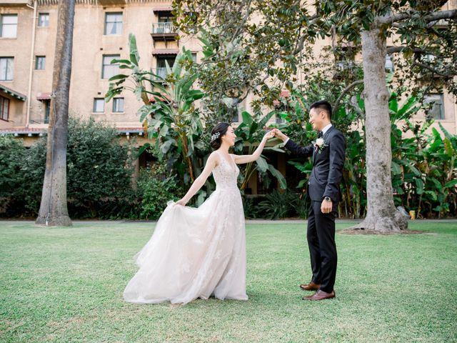 Jongbum and Jane's Wedding in Pasadena, California 5