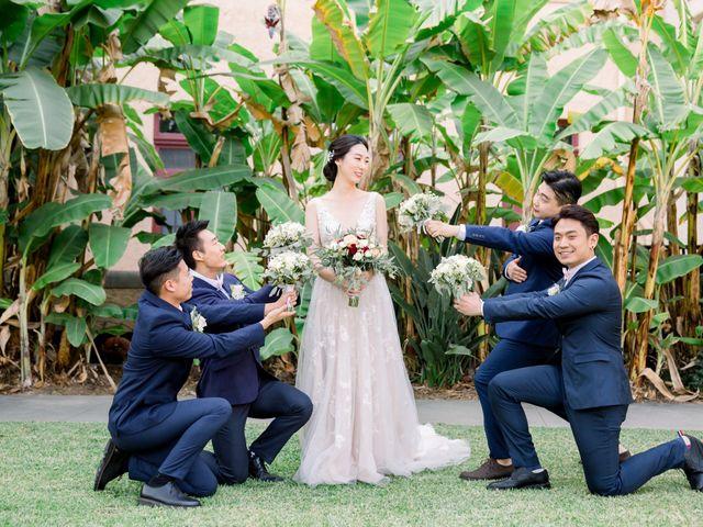 Jongbum and Jane's Wedding in Pasadena, California 6