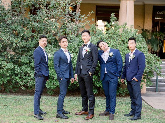 Jongbum and Jane's Wedding in Pasadena, California 7