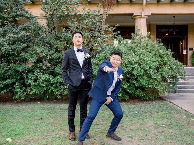 Jongbum and Jane's Wedding in Pasadena, California 9