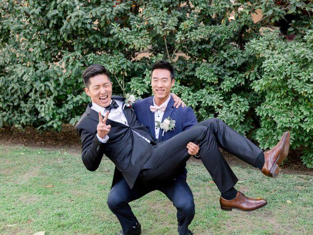 Jongbum and Jane's Wedding in Pasadena, California 10