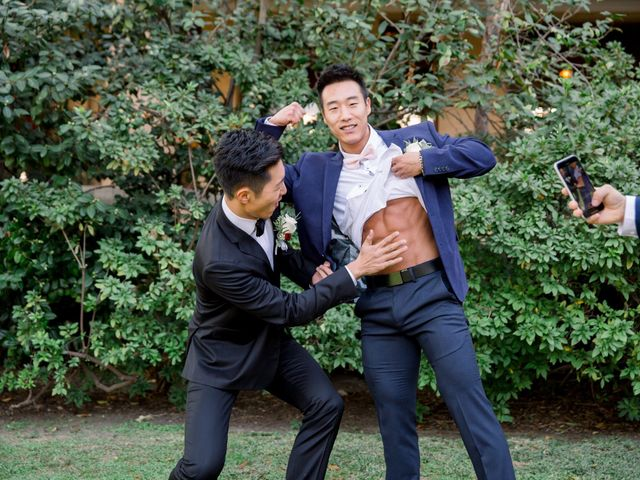 Jongbum and Jane's Wedding in Pasadena, California 11