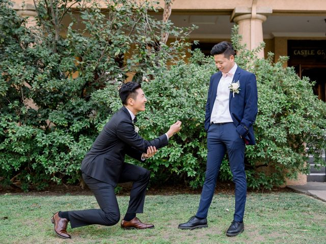 Jongbum and Jane's Wedding in Pasadena, California 12