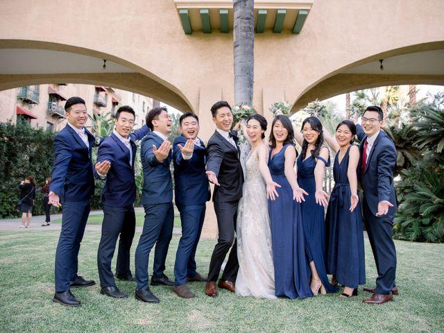 Jongbum and Jane's Wedding in Pasadena, California 13