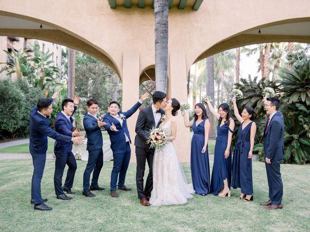 Jongbum and Jane's Wedding in Pasadena, California 14