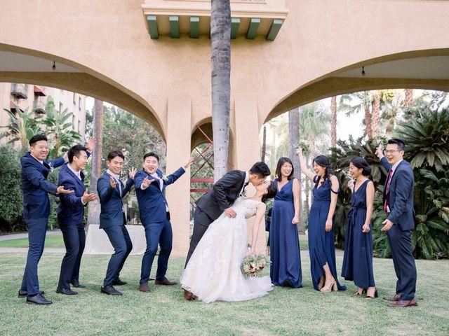 Jongbum and Jane's Wedding in Pasadena, California 15