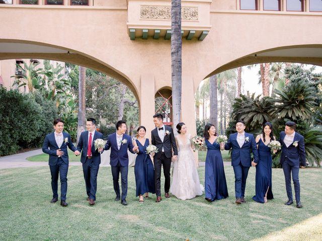 Jongbum and Jane's Wedding in Pasadena, California 16