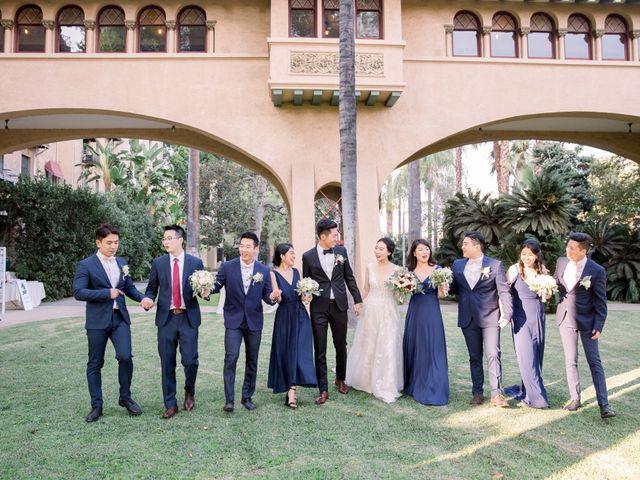 Jongbum and Jane's Wedding in Pasadena, California 17