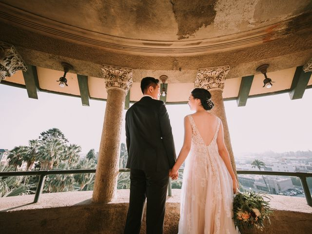 Jongbum and Jane's Wedding in Pasadena, California 18