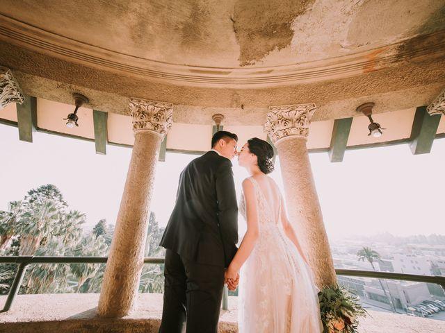 Jongbum and Jane's Wedding in Pasadena, California 19