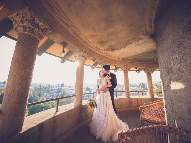 Jongbum and Jane's Wedding in Pasadena, California 21