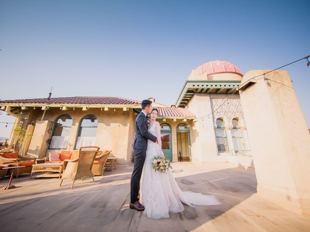 Jongbum and Jane's Wedding in Pasadena, California 24