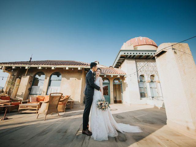 Jongbum and Jane's Wedding in Pasadena, California 25