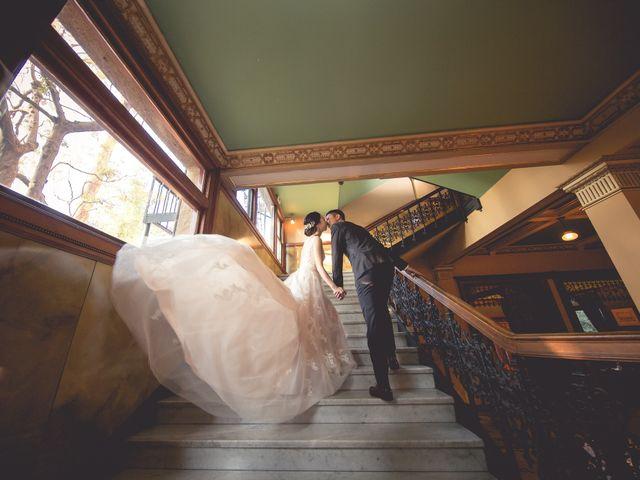 Jongbum and Jane's Wedding in Pasadena, California 29
